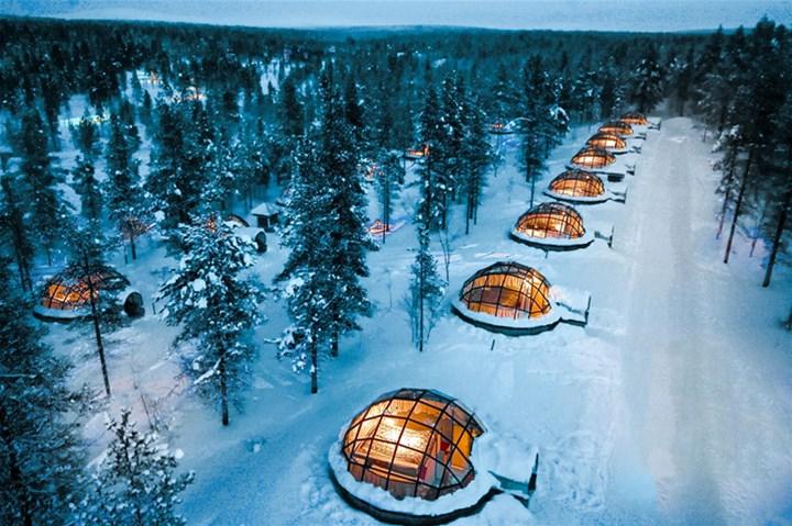 10 هتل اعجاب انگیز دنیا را بشناسید (قسمت اول)