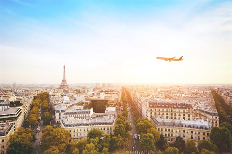 سفر با هواپیما در اروپا