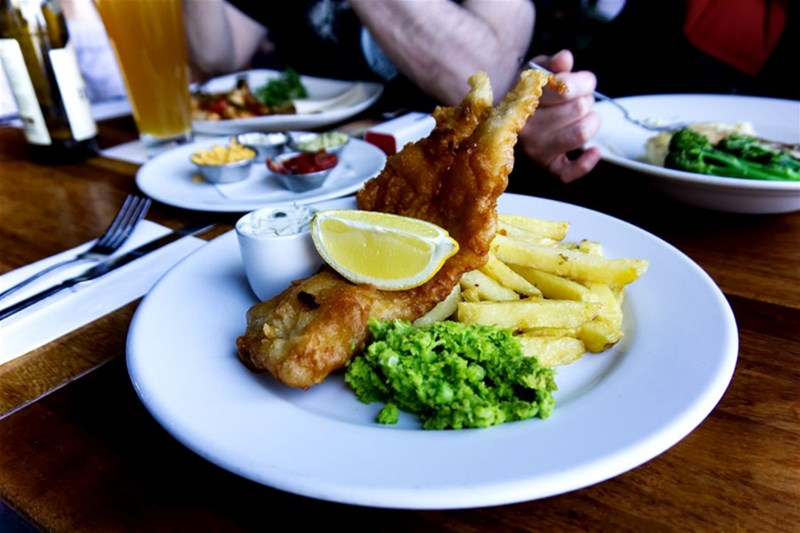 در اروپای غربی چه غذایی بخوریم؟