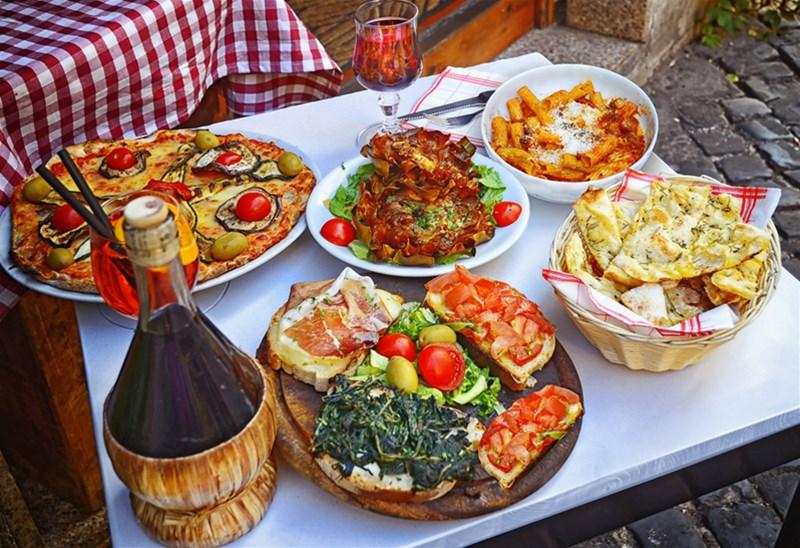 غذاهای خوشمزه اروپای جنوبی