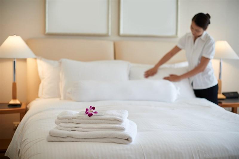 نکات بهداشتی در زمینه محل اقامت مانند هتل،سوئیت