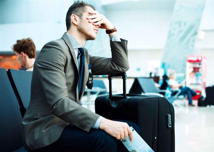 دلایل باورنکردنی تأخیر در پرواز