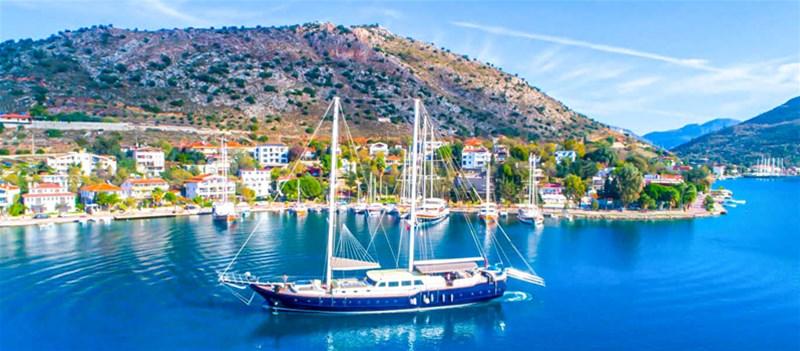 زیباترین شهرهای توریستی ترکیه-مارماریس