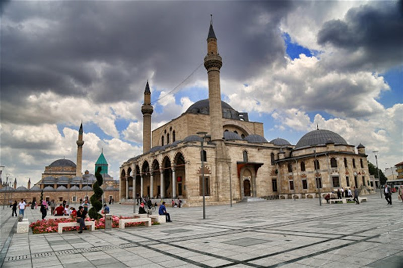 زیباترین شهرهای توریستی ترکیه-قونیه