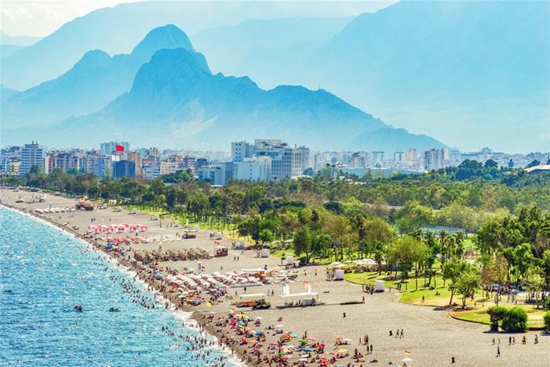 زیباترین شهرهای توریستی ترکیه-آنتالیا