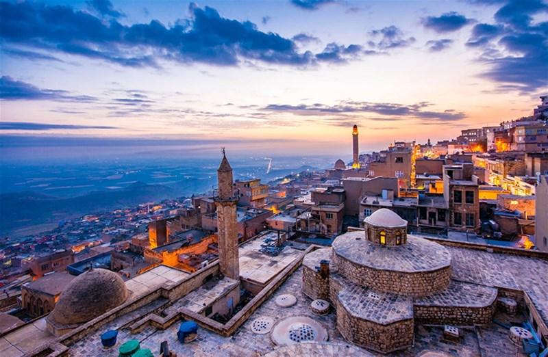 زیباترین شهرهای توریستی ترکیه-ماردین